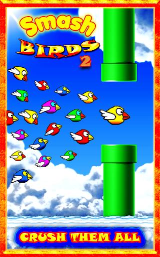 Smash Birds 2: Free Cool Game  screenshots 1