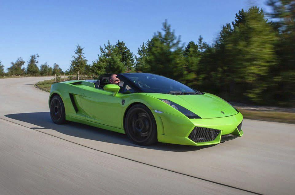 Lamborghini Gallardo Hire Cardiff