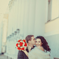 Wedding photographer Anna Osipova (yaguanna). Photo of 04.05.2014