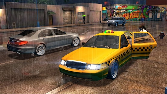 Taxi Sim 2020 Screenshot