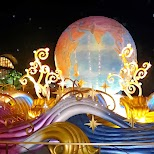 the glorious exit at Tokyo DisneySea in Urayasu, Tiba (Chiba) , Japan