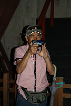 Photo: Mr. Morishita taking our picture