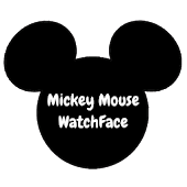 Mickey Mouse Watch Face