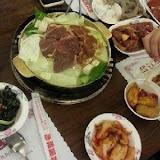 韓江館銅盤烤肉