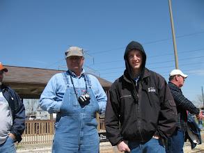 Photo: James and Nick Hitzfelder.   HALS 2009-0228