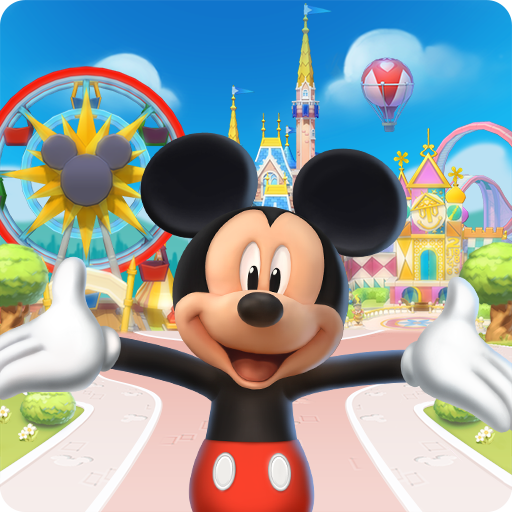 Disney Magic Kingdoms: Build Your Own Magical Park (game)