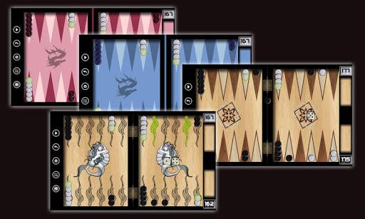 Backgammon u043enline apkmind screenshots 2