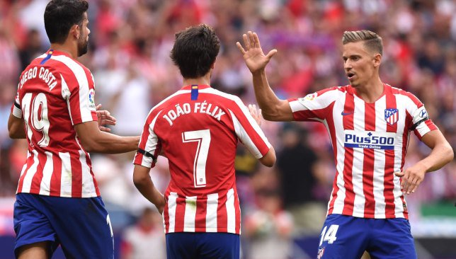 Image result for joao felix atletico madrid