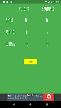 Poomismäng - Eesti keeles apk screenshot