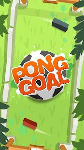 Pong Goal 2D Football - náhled