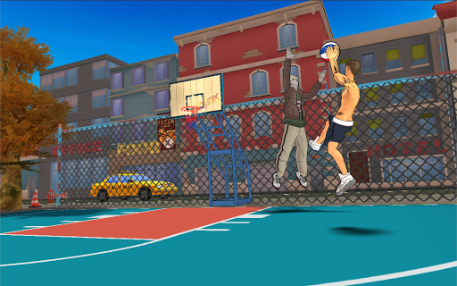 Street Dunk 3 x 3 Basketball 1.4.3.12 screenshots 4