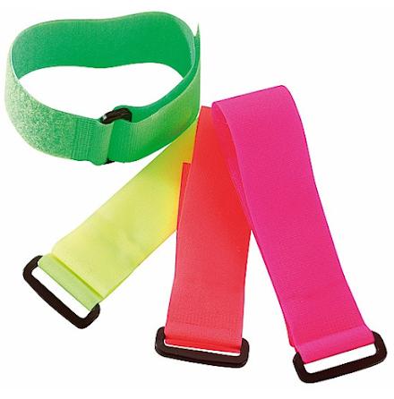 Vristband fluorescerande 5-pack (Flera färger)