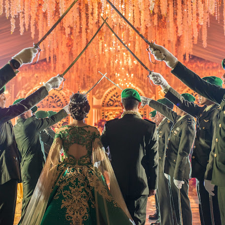 Wedding photographer Thomas william Tanusantoso (fourseasonswps). Photo of 02.02.2018