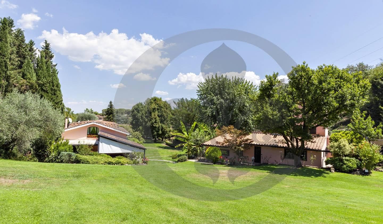 Villa avec piscine et jardin Rome