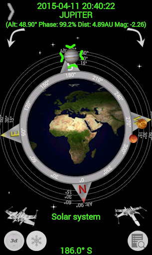 Planet Finder screenshot 9