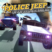 Download Game Police Jeep Offroad Extreme [Mod: a lot of money] APK Mod Free
