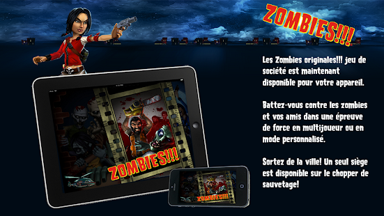 Zombies!!! Screenshot