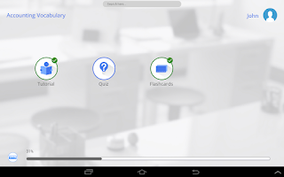 Screenshot of Learn Accounting