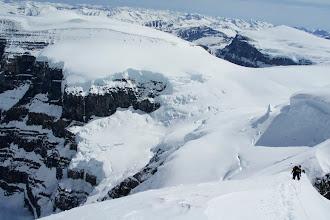 Photo: Terrific glacier scenery!