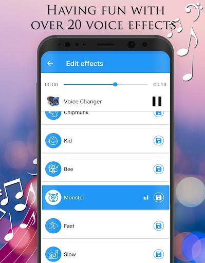 Voice Changer screenshot 19