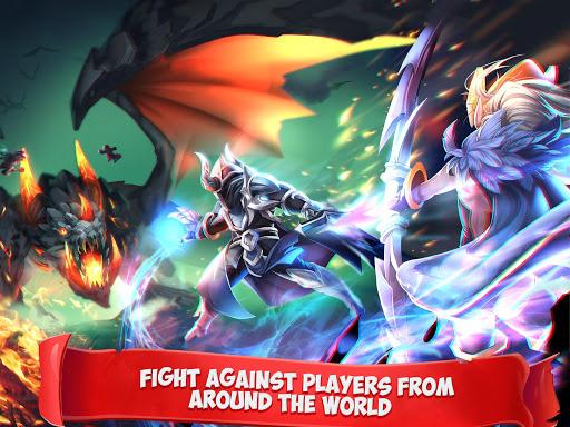Epic Summoners: Battle Hero Warriors - Action RPG 1.0.0.90 screenshots 4