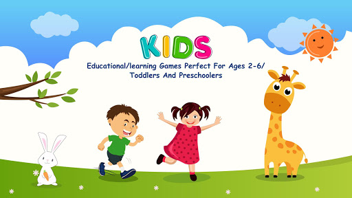 Preschool Learning Games for Kids & Toddlers Apk 1