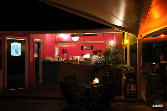 Photo: Ultima cena, pizzeria Temple en la costa de Bonaire