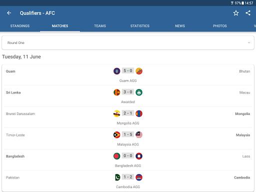 FIFA - Tournaments, Soccer News & Live Scores screenshot 10
