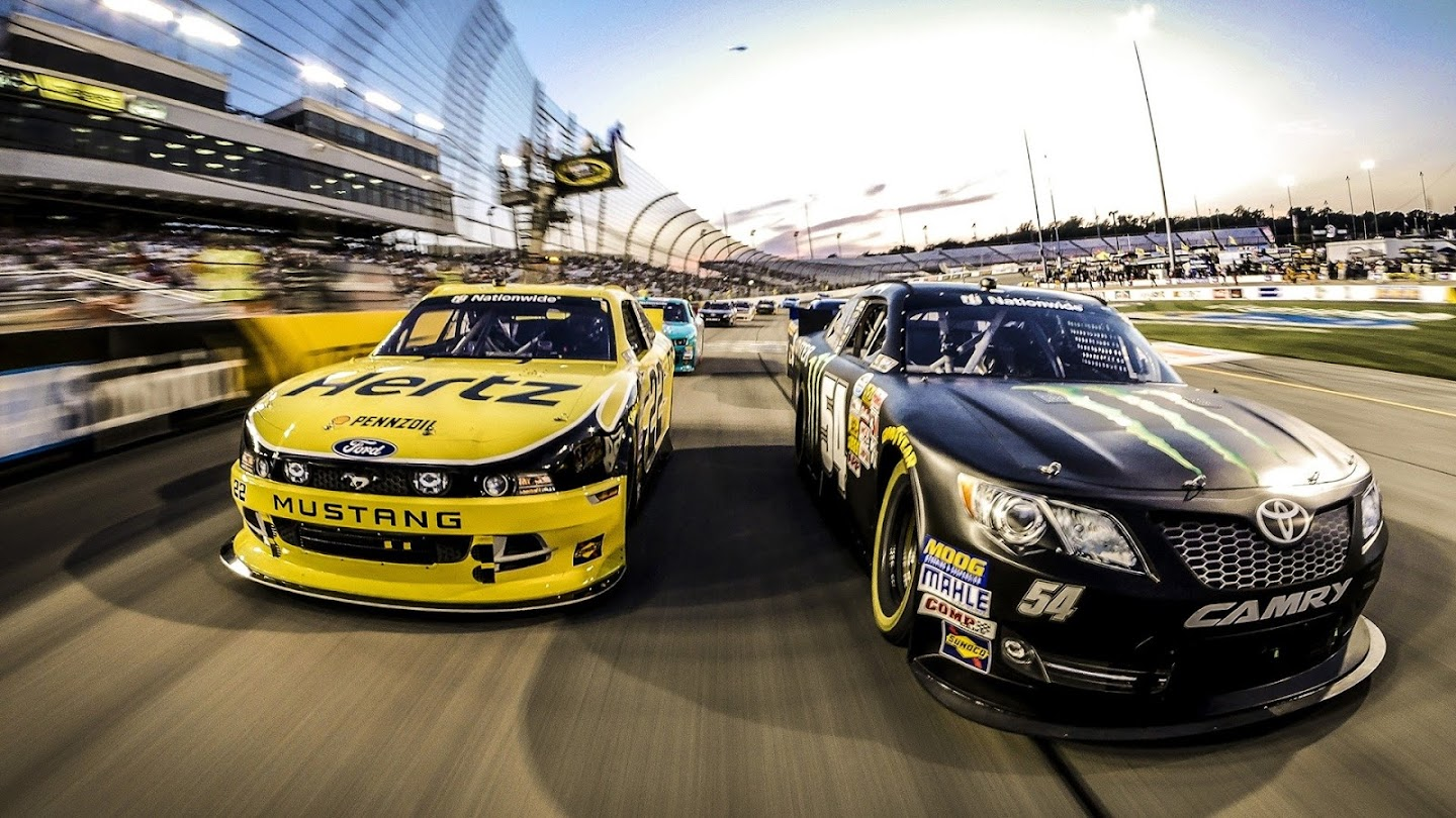 Watch NBCSN NASCAR Hot Pass live