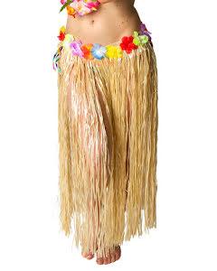 Hawaiikjol, naturfärgad