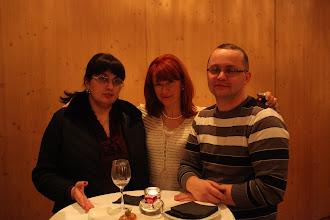 Photo: Margarita Nagoga, Yanina Dubeykovskaya, Andrey Zhuravlev