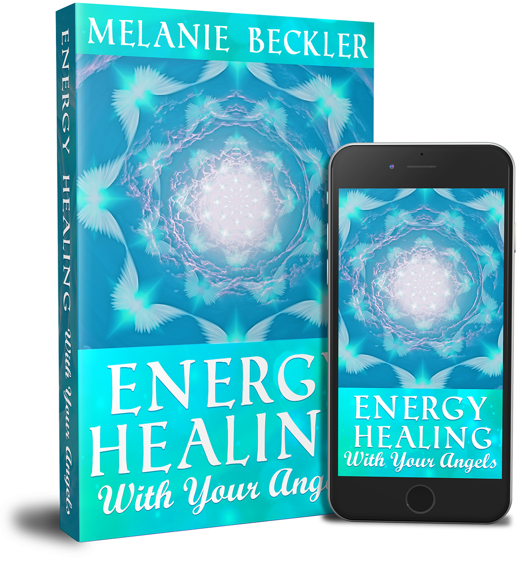 Energy Healing with Your Angels Book