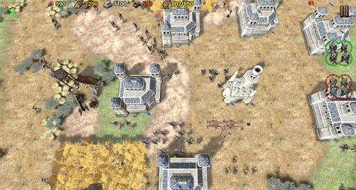 Shadow of the Empire: RTS screenshot 5