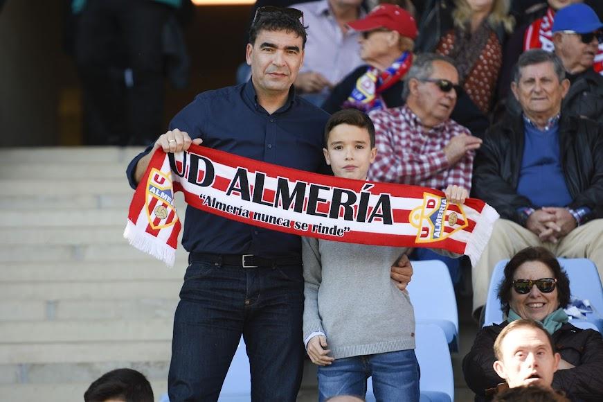 Todos con el Almería.