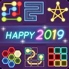 Puzzle Glow : Puzzlespiel-Sammlung icon