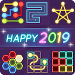 Puzzle Glow : Brain Puzzle Game Collection 2.0.50