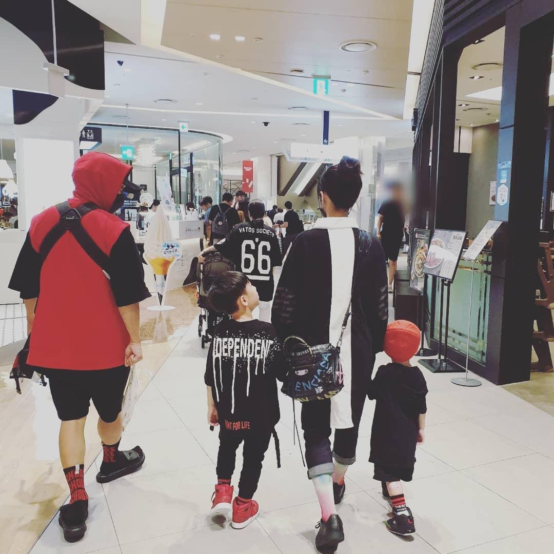 haha byul family