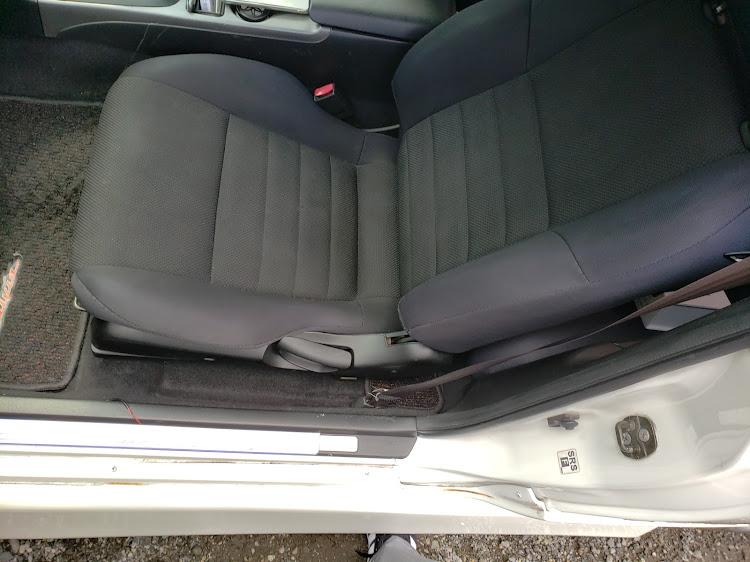 シルビア S15のシート,腰が…に関するカスタム&メンテナンスの投稿画像3枚目