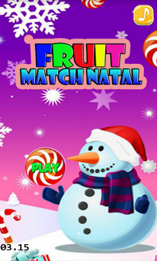 Fruit Match Natal 1