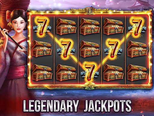 Free Vegas Casino Slots - Samurai  screenshots 15