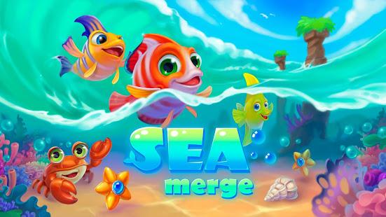Sea Merge! 1.6.2 APK + Modificación (Unlimited money) para Android