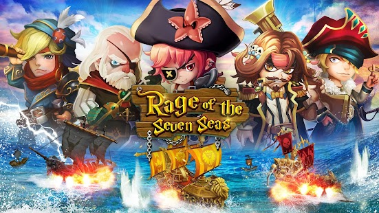 Rage of the Seven Seas - náhled