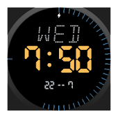 Simple Digital Watch Face