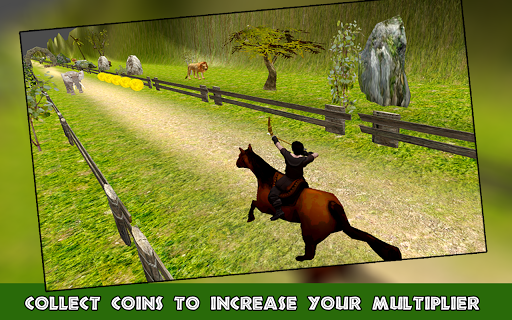 Jungle Horse Run