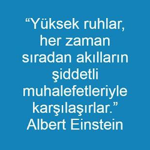 Albert Einstein Sözleri for PC-Windows 7,8,10 and Mac apk screenshot 3