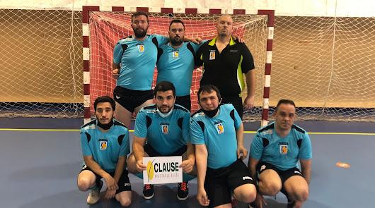 Depoadap-Aspapro cuarto de Andalucía en fútbol sala