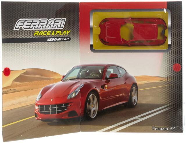 Bộ lắp ghép xe Ferrari FF (Bburago Race & Play Assembly Kit) - Bburago 18-45209