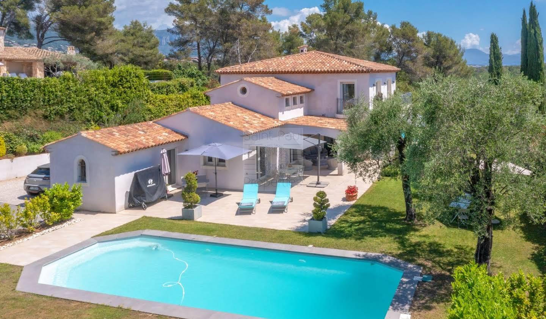 Villa with pool and terrace Saint Paul de Vence