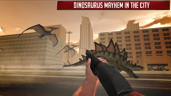 Dinosaur Hunter : City 2017 ™- screenshot thumbnail