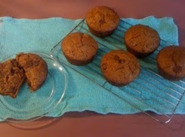 Gluten Free Chocolate Chocolate Chip Muffins Recipe